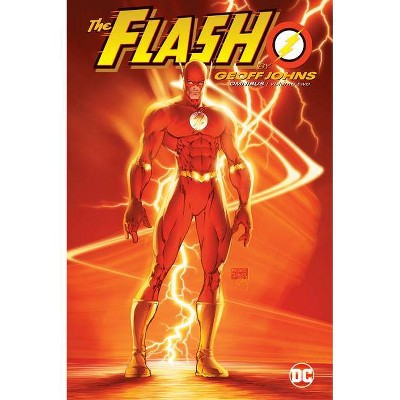 The Flash by Geoff Johns Omnibus Vol. 2 - (Hardcover)