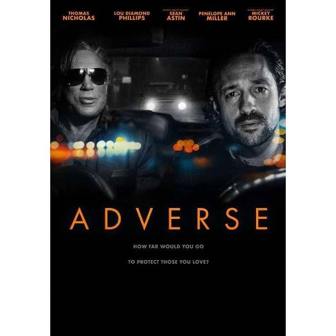 Adverse (DVD)(2021) - image 1 of 1