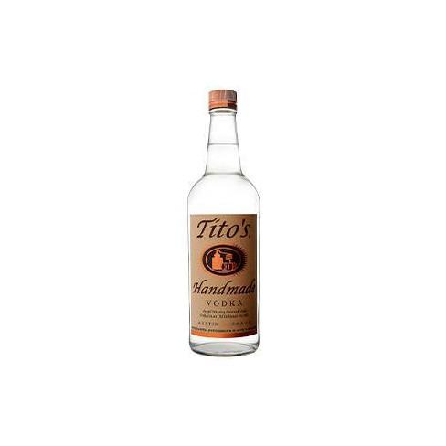 Tito's Handmade Vodka - 750ml Bottle - image 1 of 1