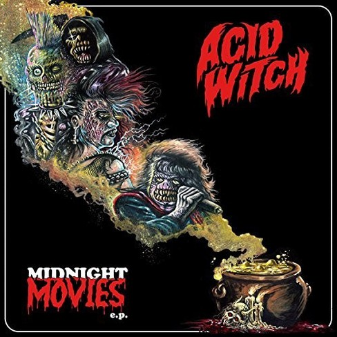 Acid Witch - Midnight Movies (Vinyl) - image 1 of 1