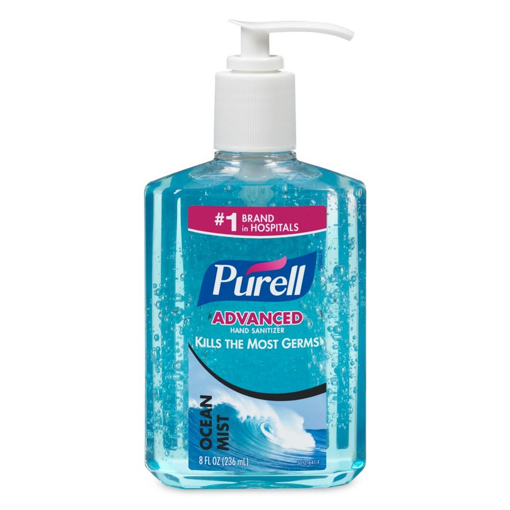 Image of Purell Ocean Mist Hand Sanitizer - 8 fl oz