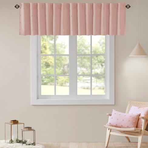 X50 Kay Cotton Pom Window Valance