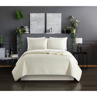 Nika Bed In a Bag Quilt Set - Chic Home Design