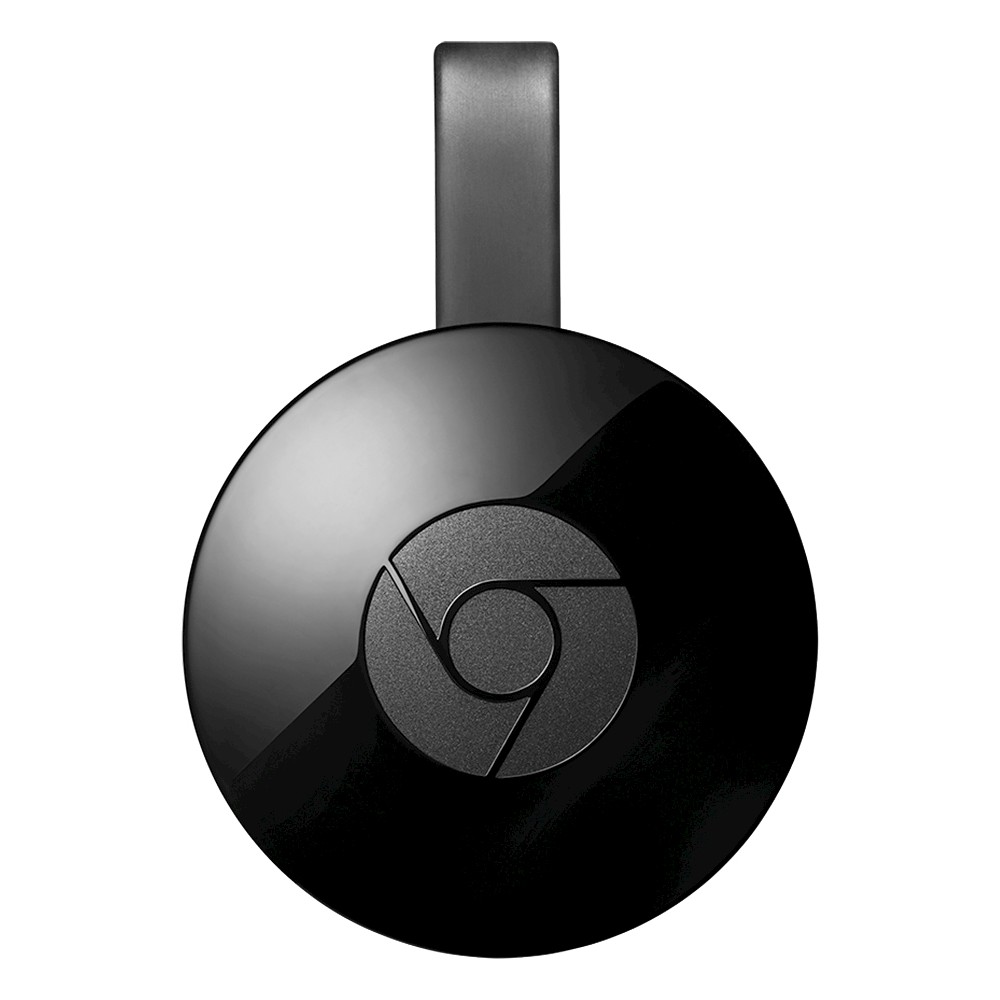 Google Chromecast, Black, TV Streaming Player