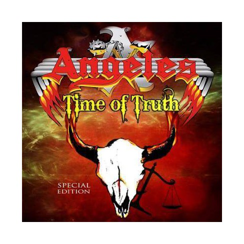 Angeles - Time Of Truth (CD) - image 1 of 1