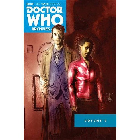 Doctor Who: The Tenth Doctor Archive Omnibus 2 - by  Tony Lee & Leah Moore & John Reppion (Paperback) - image 1 of 1