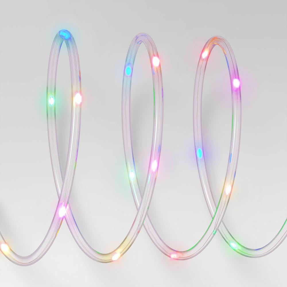 Image of LED Rope Light Purple - Room Essentials