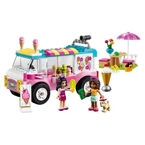 Lego Juniors Emmas Ice Cream Truck 10727 Target