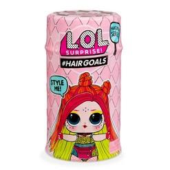 L.O.L. Surprise! Makeover Series #Hairgoals Real Hair & 15 Surprises 2