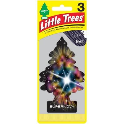 Little Trees 3pk Supernova Air Freshener