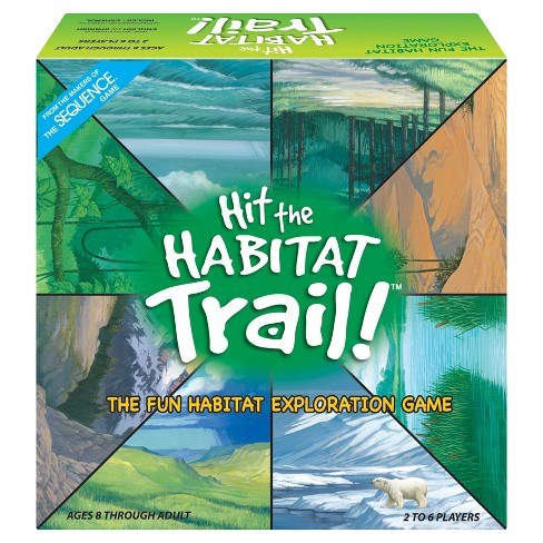 Hit the Habitat Trail Game - image 1 of 2