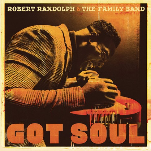 Robert & T Randolph - Got Soul (Vinyl) - image 1 of 1