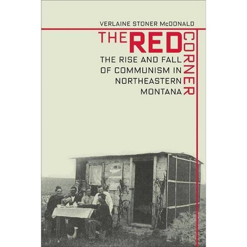 Red Corner - by  Verlaine McDonald (Paperback) - image 1 of 1