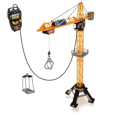 Dickie Toys Mighty Construction Crane RC