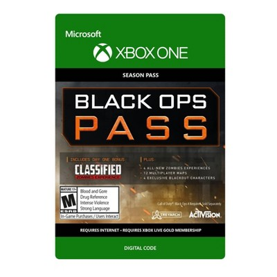 Call of Duty: Black Ops 4 Black Ops Pass - Xbox One (Digital)
