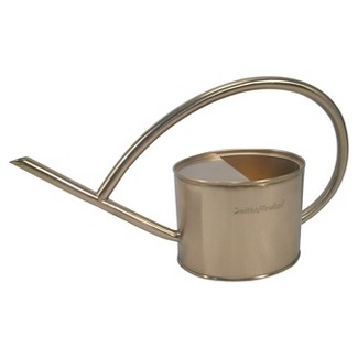 Stainless Steel Watering Can - Brass - Smith & Hawken™