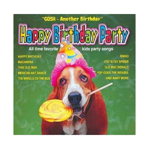 VariousVarious Artists - Happy Birthday Partyhappy Birthday Party (CD) - image 1 of 1