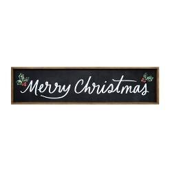 Merry Christmas Chalkboard Sign - Threshold™