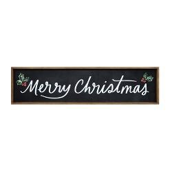 Merry Christmas Chalkboard Sign - Threshold™