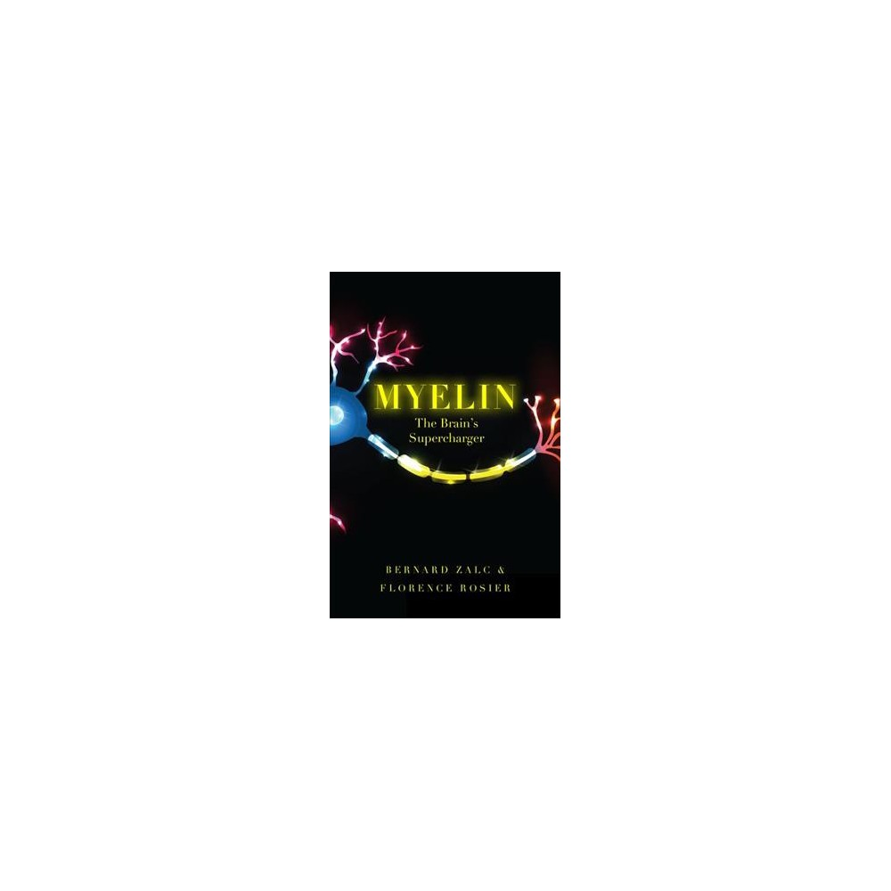 Myelin : The Brain's Supercharger - 1 by Bernard Zalc & Florence Rosier (Hardcover)