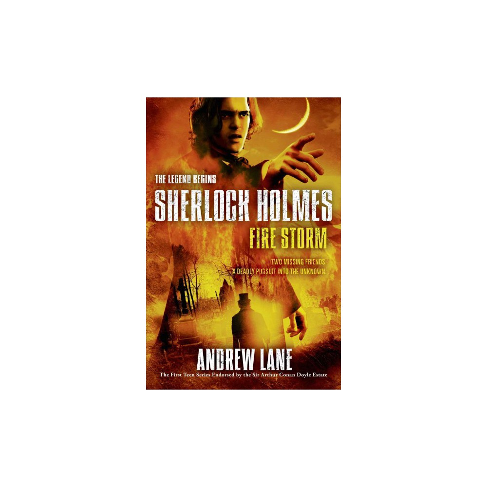 Fire Storm ( Sherlock Holmes: the Legend Begins) (Reprint) (Paperback)