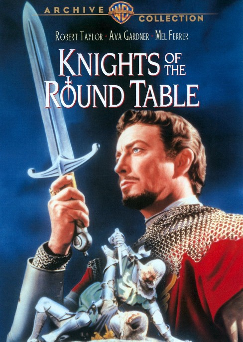 Knights of the round table (DVD) - image 1 of 1