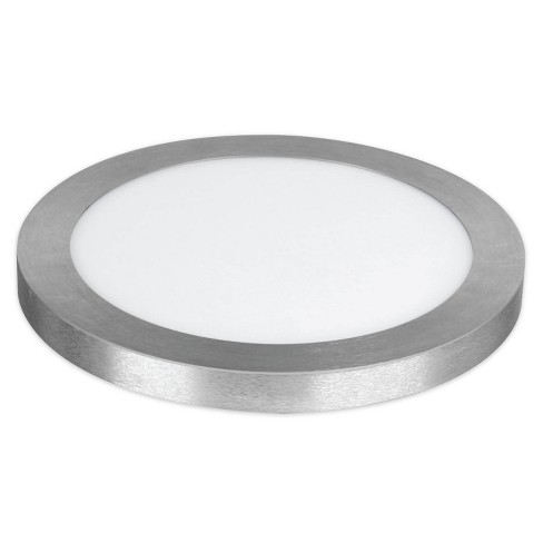 "Feit 74045-G2 Single Light 13"" Wide Integrated LED Flush Mount Ceiling Fixture - image 1 of 1"