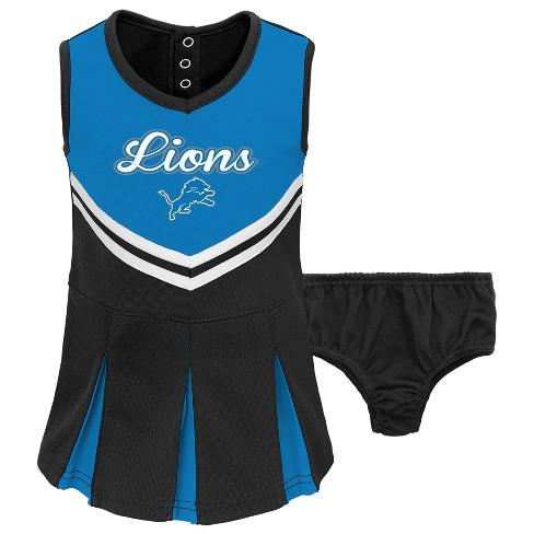 NFL Detroit Lions Infant  Toddler In The Spirit Cheer Set   Target 391513e03