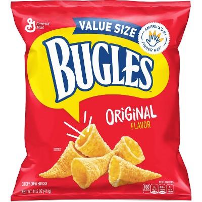 Tortilla & Corn Chips: Bugles