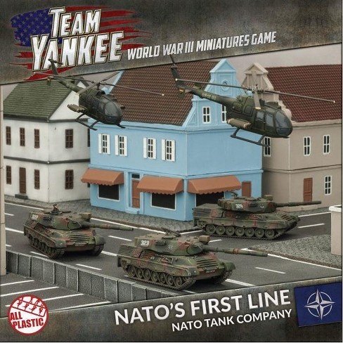 NATO's First Line Miniatures Box Set - image 1 of 1