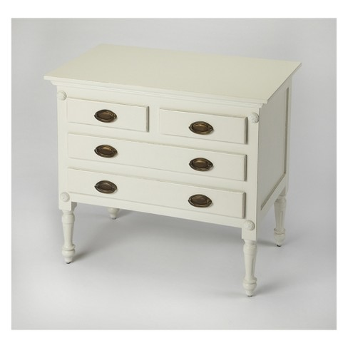 Butler Specialty Easterbrook Drawer Chest White - image 1 of 2