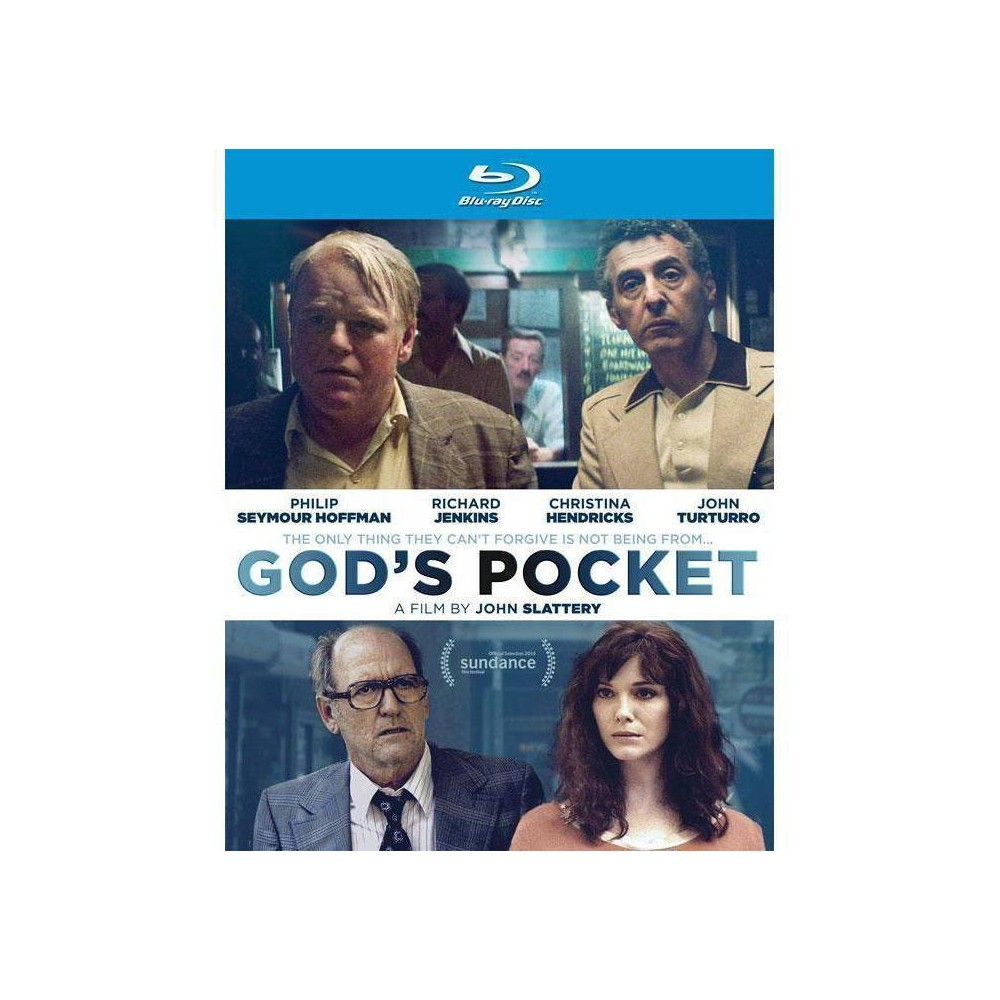 God S Pocket Blu Ray