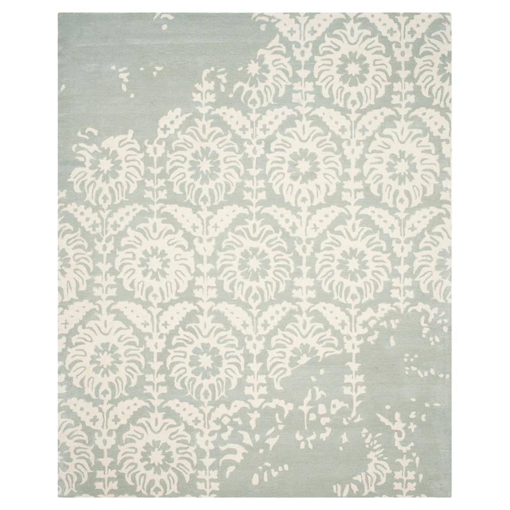 Bella Rug - Light Gray/Ivory - (8'X10') - Safavieh