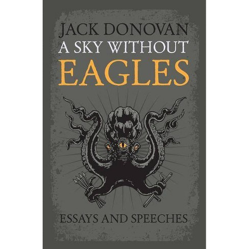 A Sky Without Eagles - by  Jack Donovan (Paperback) - image 1 of 1