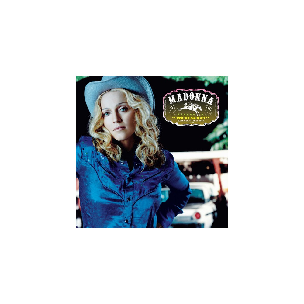 Madonna - Music (Vinyl), Pop Music