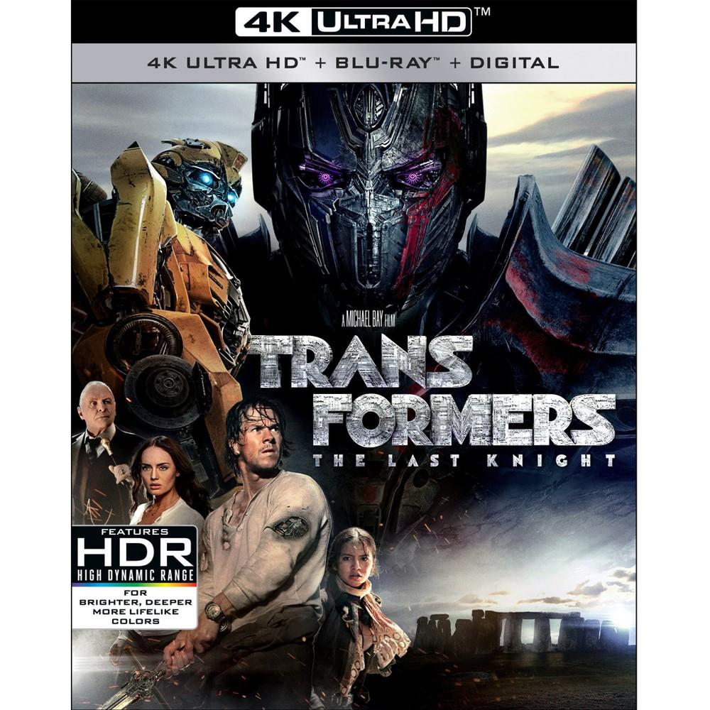 Transformers The Last Knight 4k Uhd