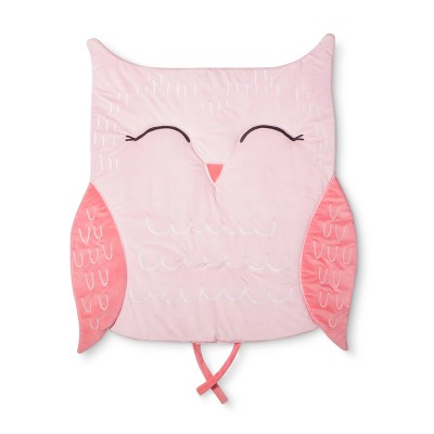 Activity Playmat Owl - Cloud Island™ - Pink