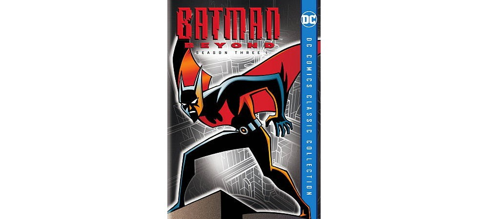 Batman Beyond:Season 3 (Dvd)