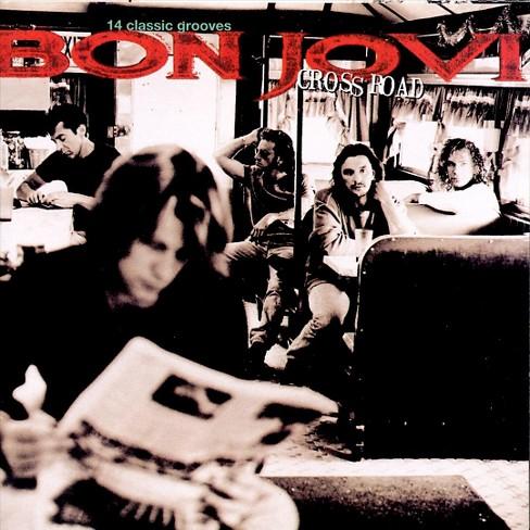 Bon Jovi - Cross Road: The Best of Bon Jovi (CD) - image 1 of 2