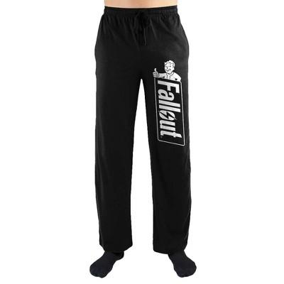 Fallout Logo Print Men's Loungewear Lounge Pants