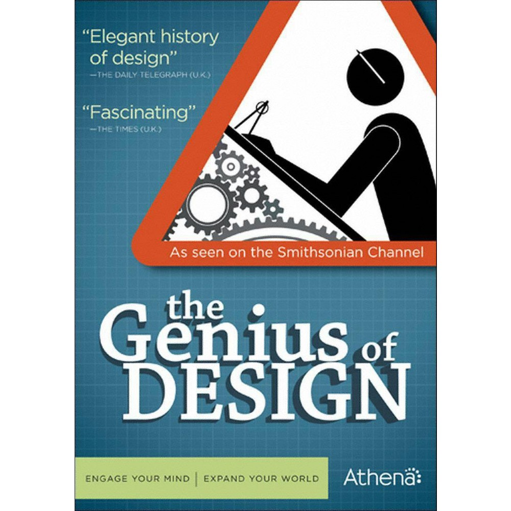 Genius Of Design (Dvd), Movies