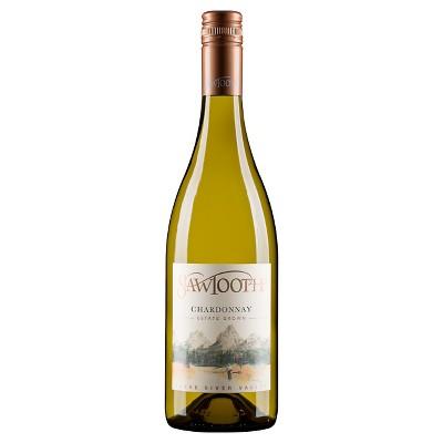 Sawtooth Ghardonnay White Wine - 750ml Bottle
