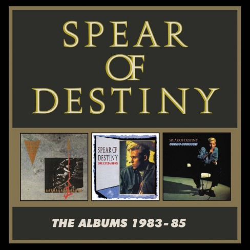 Spear Of Destiny - Albums: 1983-1985 (CD) - image 1 of 1
