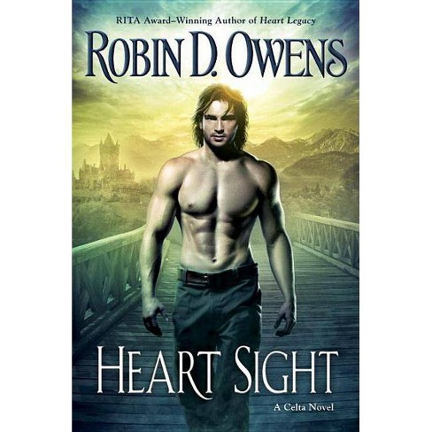 Heart Sight - (Celta Novel)by  Robin D Owens (Paperback) - image 1 of 1