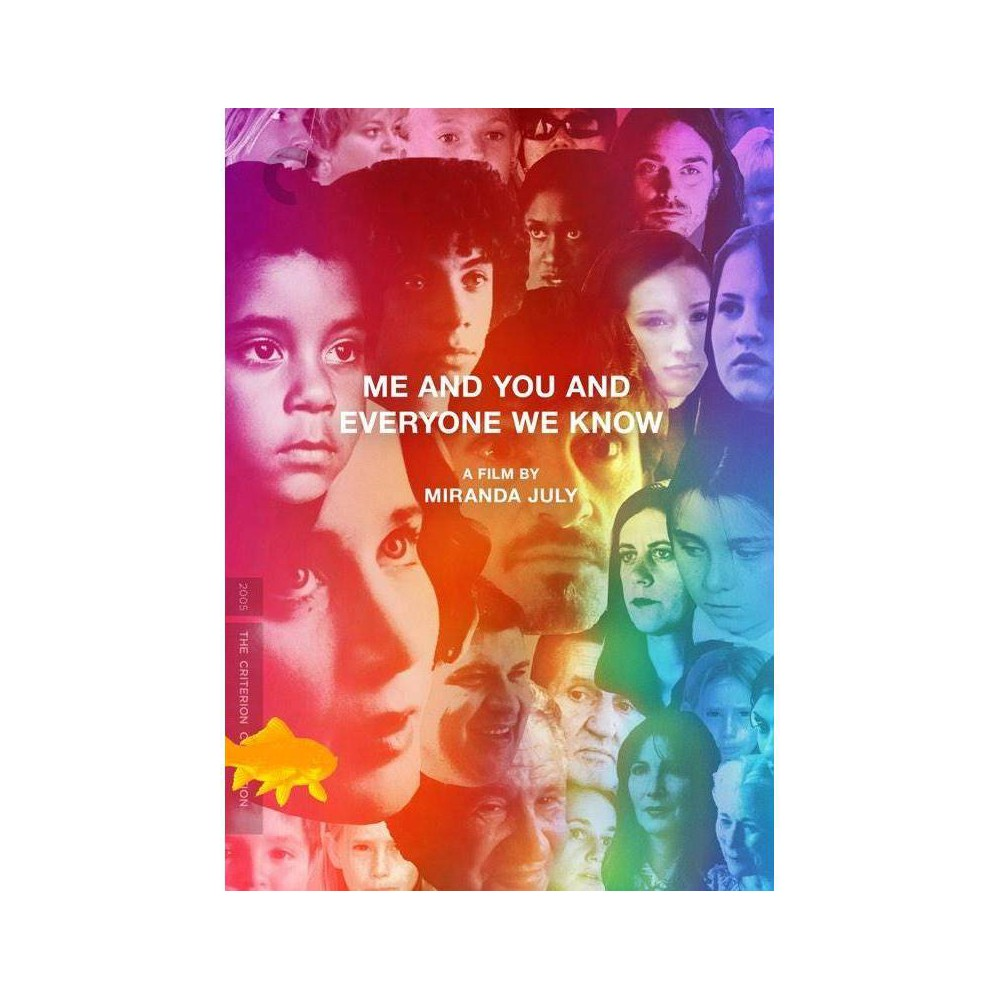 Me And You And Everyone We Know Dvd