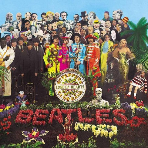 Beatles - Sgt. Pepper's Lonely Hearts Club Band (Vinyl) [2017 New Stereo Remix] - image 1 of 1
