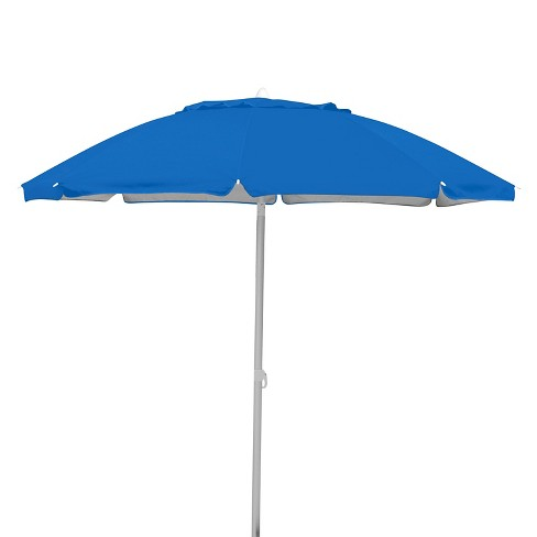 Caribbean Joe 7' Beach Umbrella with Tilt and UV Protection - image 1 of 1