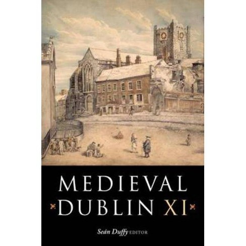Medieval Dublin XI - (Hardcover) - image 1 of 1