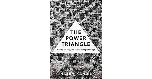 Power Triangle : Military, Security, and Politics in Regime Change (Hardcover) (Hazem Kandil) - image 1 of 1
