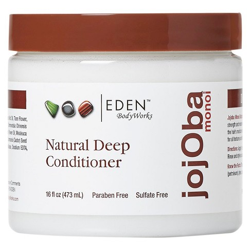Eden BodyWorks JojOba Monoi Deep Conditioner - 16 fl oz - image 1 of 2